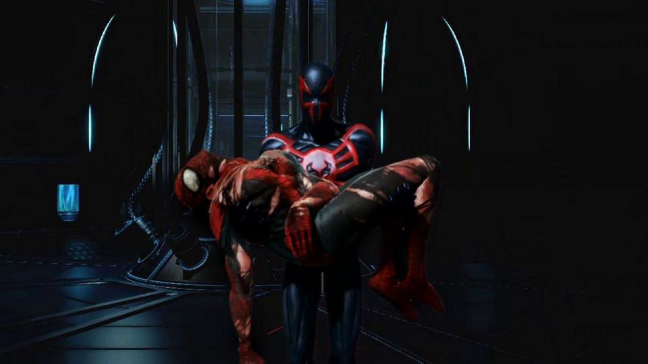 Spiderman The Edge of Time: trailer della versione Nintendo 3DS