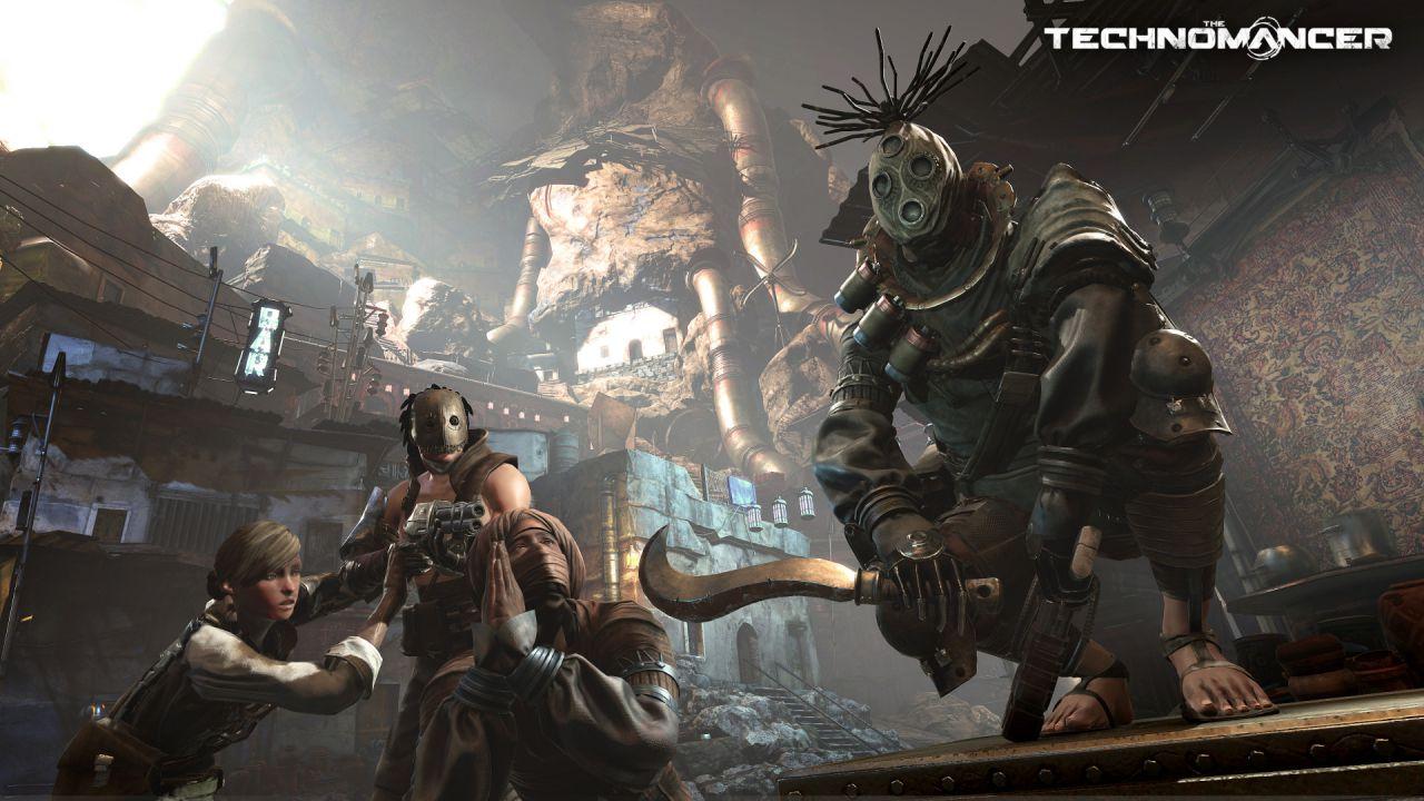 Spiders e Focus Home Interactive annunciano The Technomancer: un nuovo ARPG per PS4, Xbox One e PC