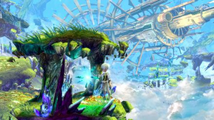 Spike Chunsoft e tri-Ace presentano Exist Archive: The Other Side of the Sky