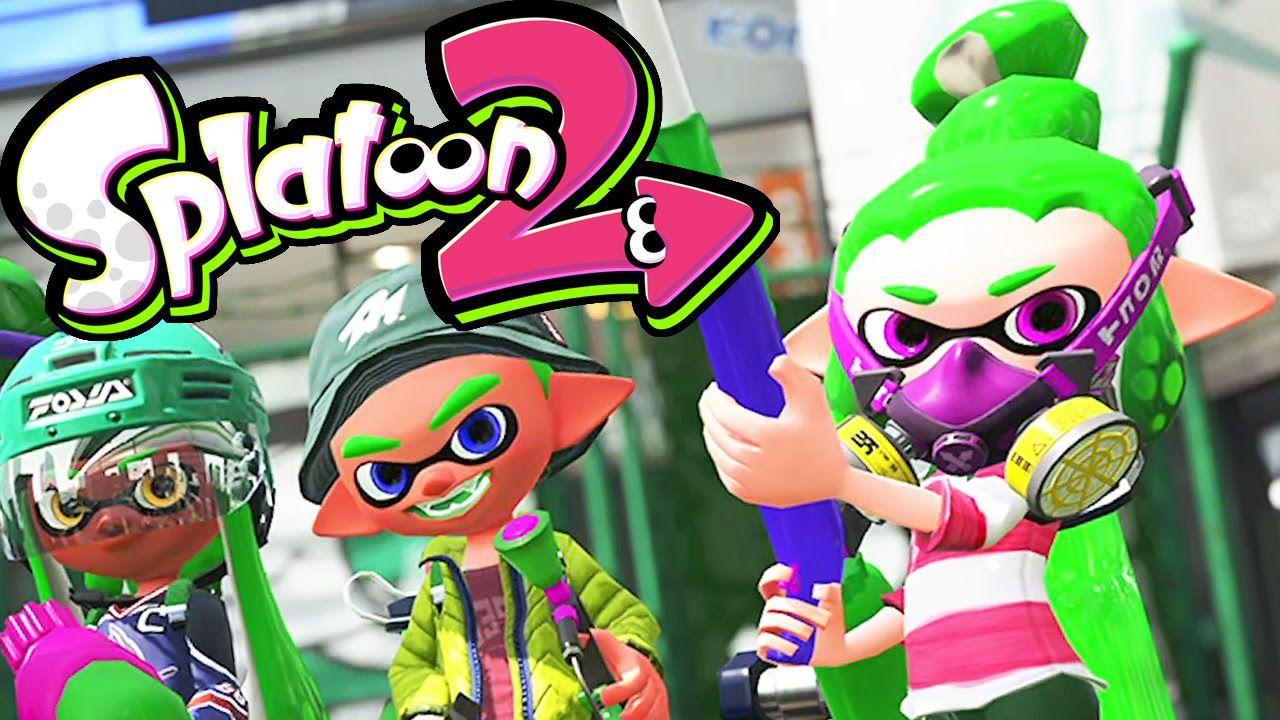 Splatoon 2: la Demo Speciale 2020 sta per arrivare sull'eShop di Switch
