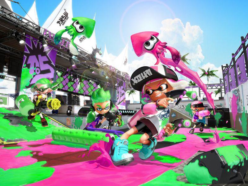 Splatoon 2 e Nintendo Switch dominano la classifica americana di Luglio