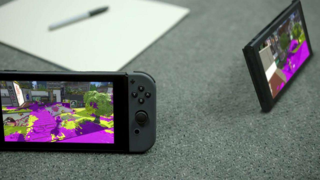 Splatoon arriverà su Nintendo Switch insieme ad alcune novità