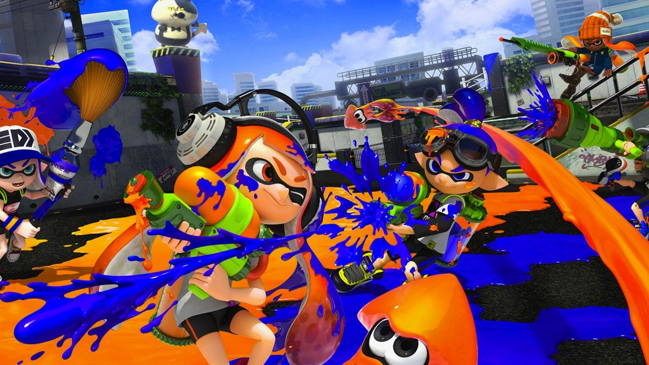 Splatoon: disponibile la mappa Museo di Cefalò