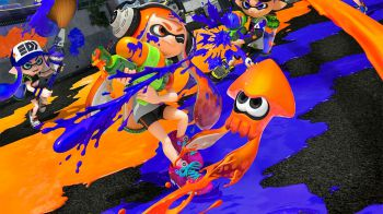 Splatoon: la Video Recensione dello splattatutto Nintendo