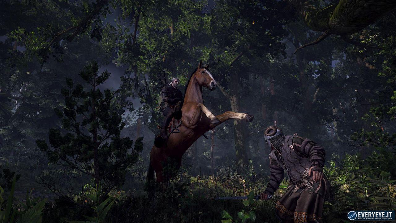 Splendide immagini in 4K per The Witcher 3 Wild Hunt