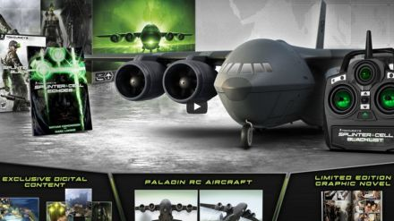 Splinter Cell Blacklist: in arrivo due nuove mappe