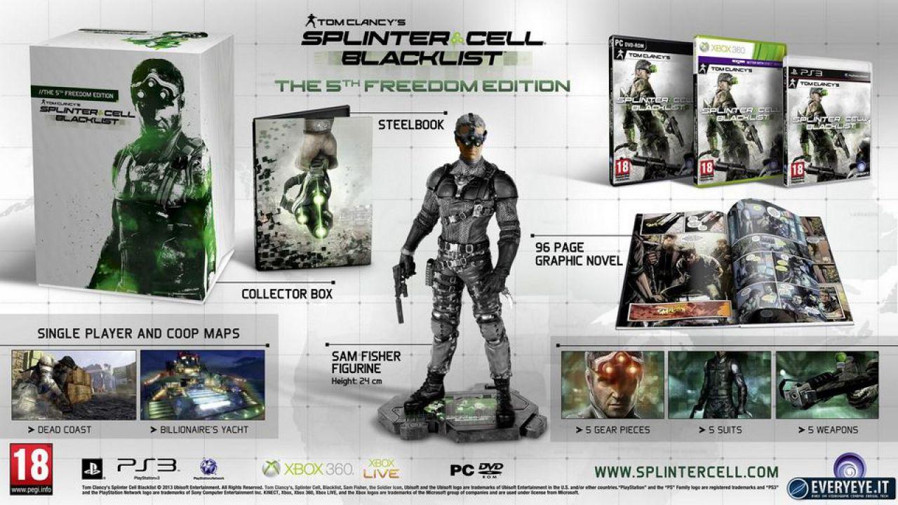 Splinter Cell Blacklist: vendite deludenti per la versione Wii U
