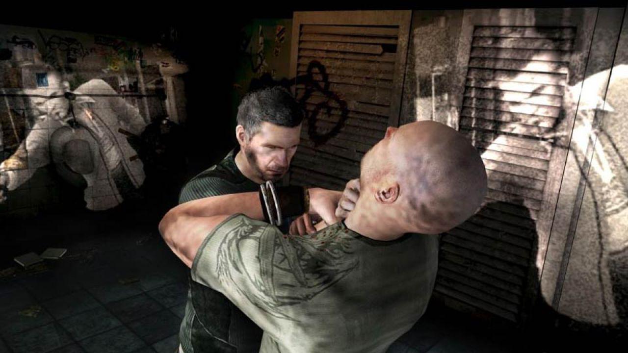 Splinter Cell: Conviction in immagini