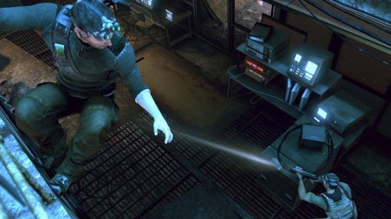 Splinter Cell Conviction presenta  problemi di freeze