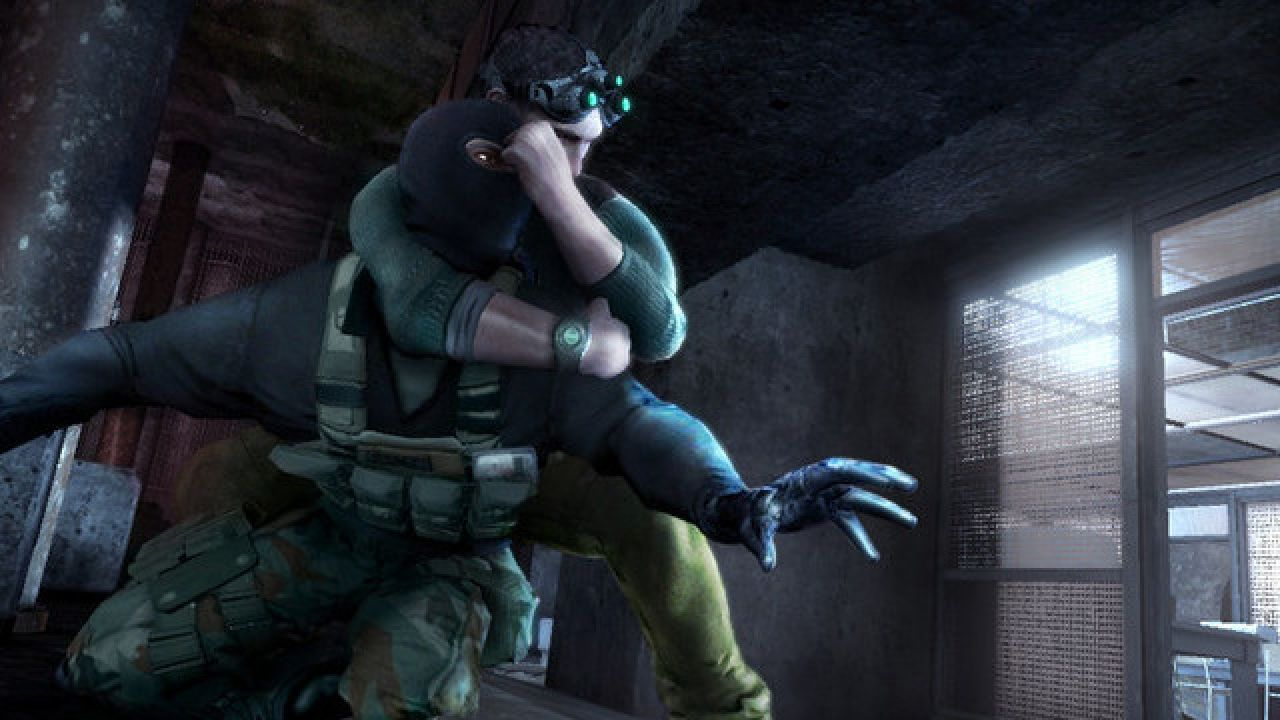 Splinter Cell: Conviction, il trailer per la versione iPhone