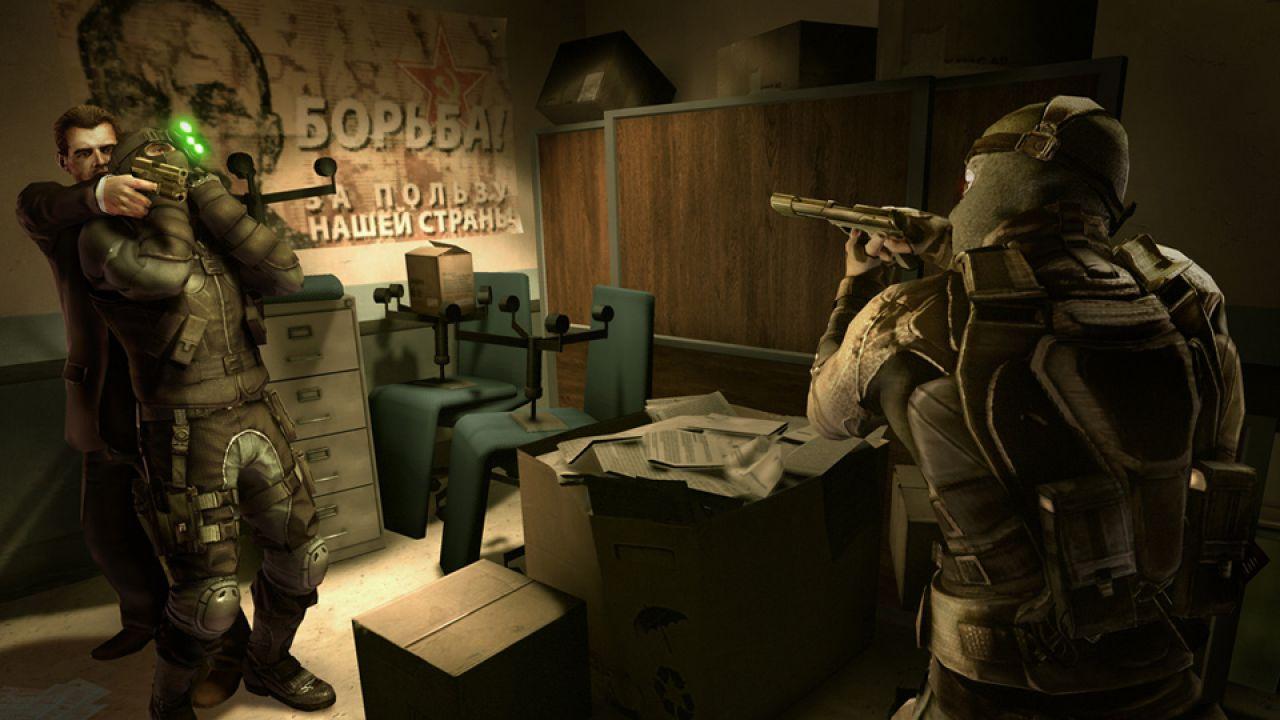 Splinter Cell: Conviction: Ubisoft parla di alcuni elementi mancanti