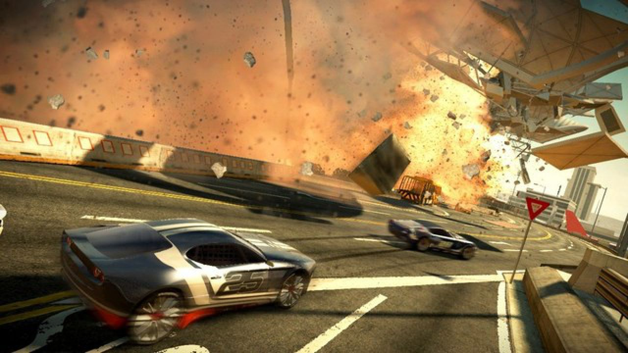 Split Second: Velocity, le immagini dei DLC disponibili da oggi