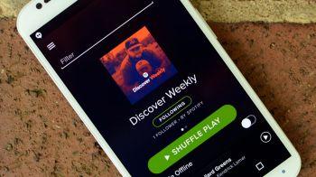 Spotify: la funzione Discover Weekly tocca quota 40 milioni di utenti