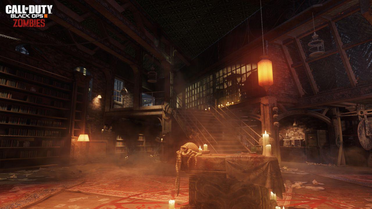 Spunta in rete un filmato di gameplay di Call of Duty: Black Ops 3 Zombies