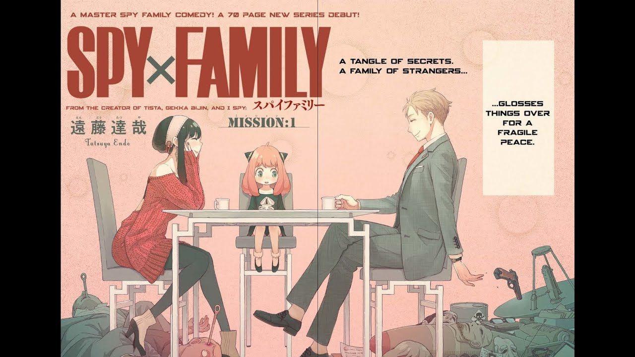 Spy x Family batte My Hero Academia su MangaPlus e conquista la classifica Oricon