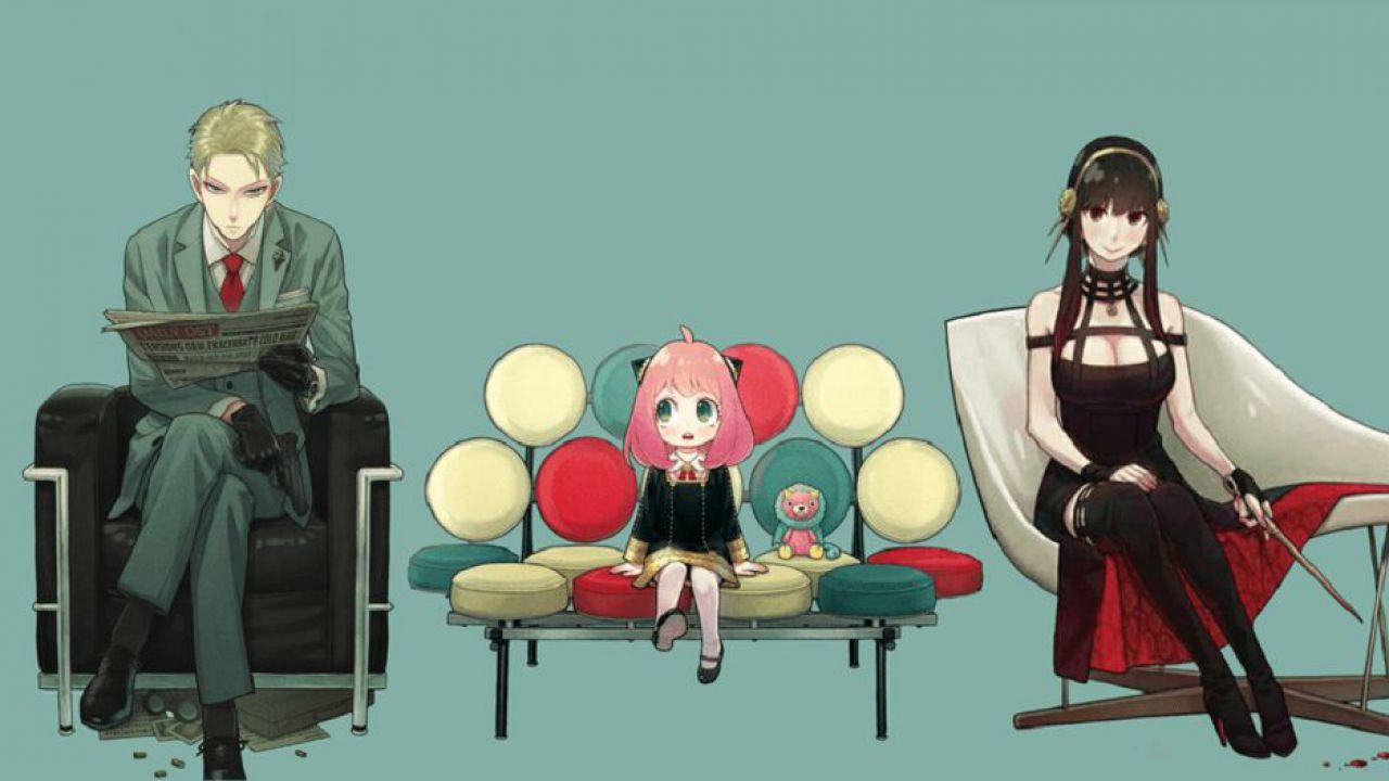Spy x Family: quanto durerà il manga? parla l'autore