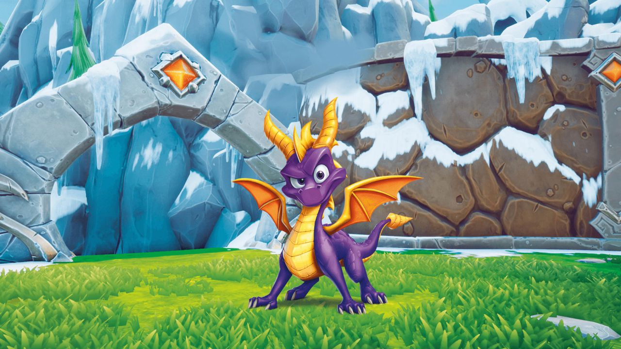 Spyro Reignited Trilogy per Switch: la versione fisica richiede un download obbligatorio