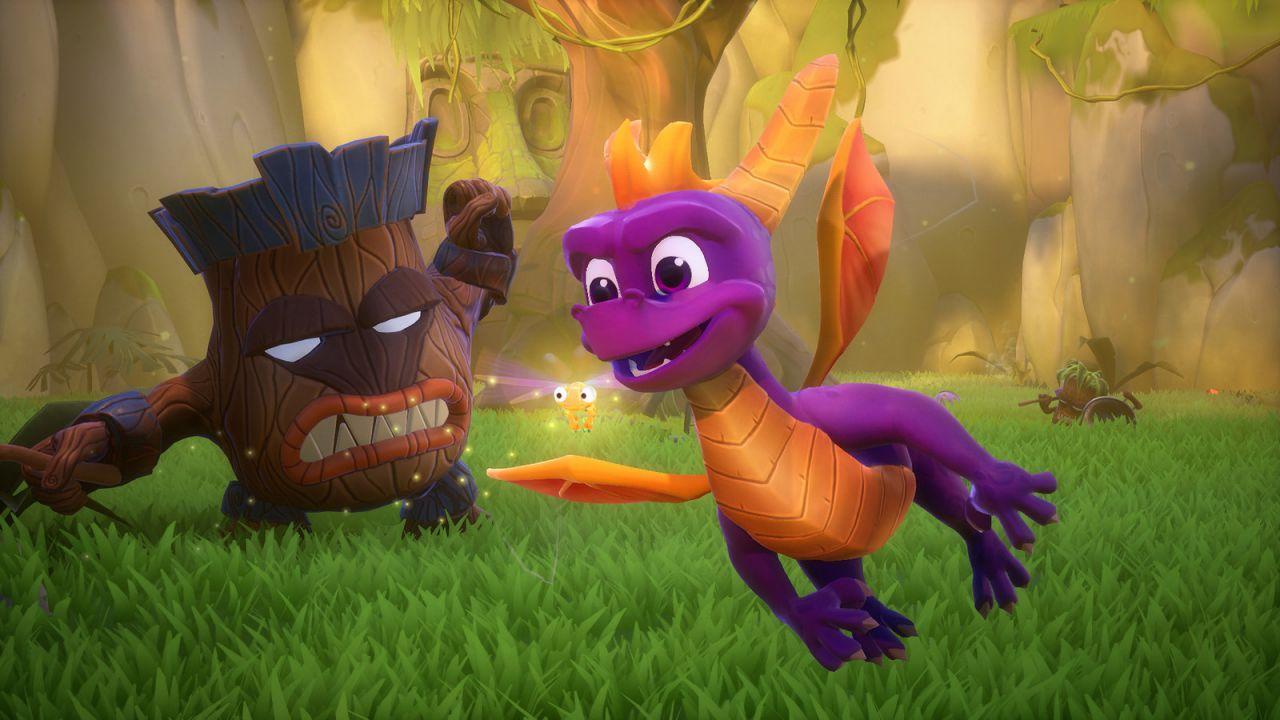Spyro Reignited Trilogy: un video ci mostra il primo livello creato dai modder