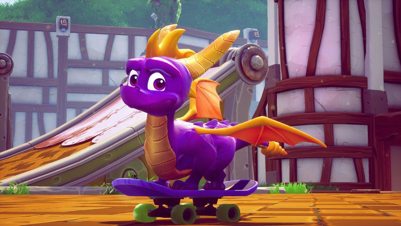 Spyro tornerà con un nuovo gioco per PS5 e Xbox Series X?