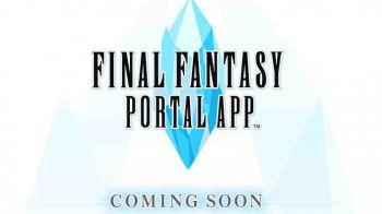 Square Enix annuncia Final Fantasy Portal App