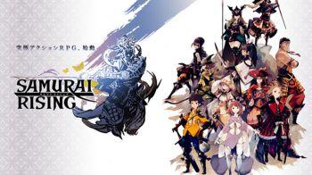 Square Enix annuncia Samurai Rising per smartphone