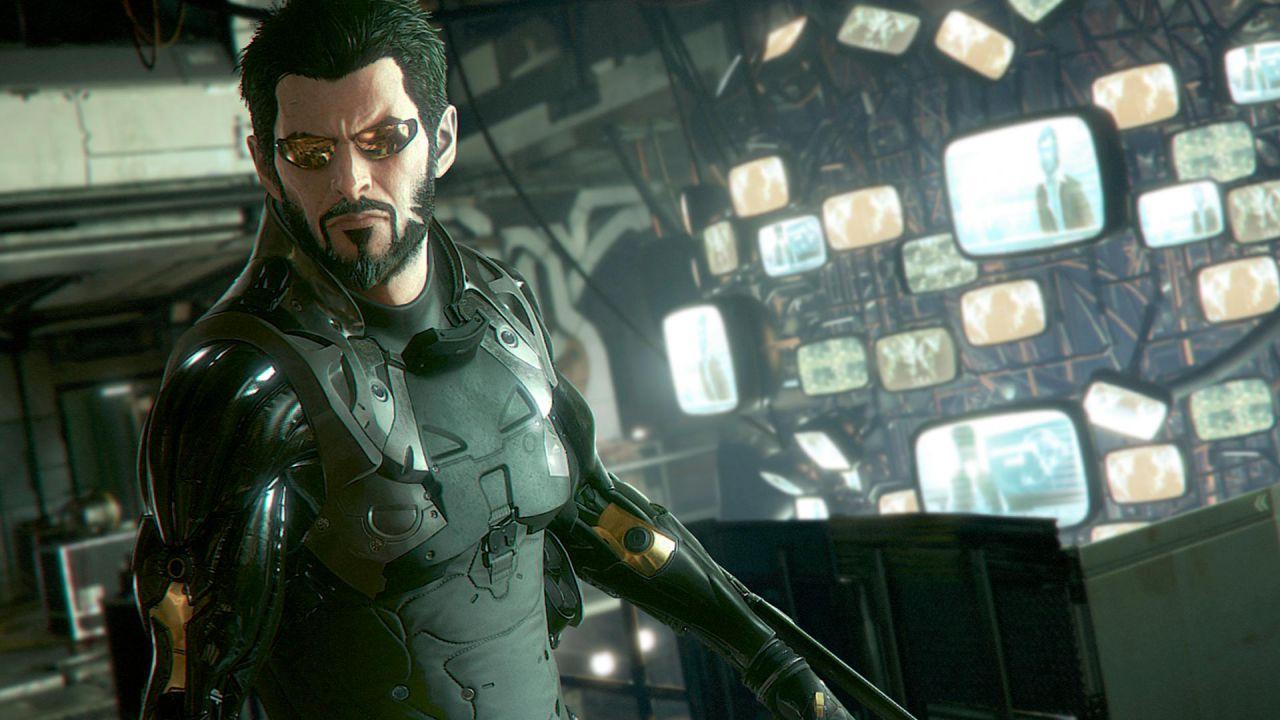 Square-Enix annuncia System Rift, il primo DLC di Deus Ex Mankind Divided