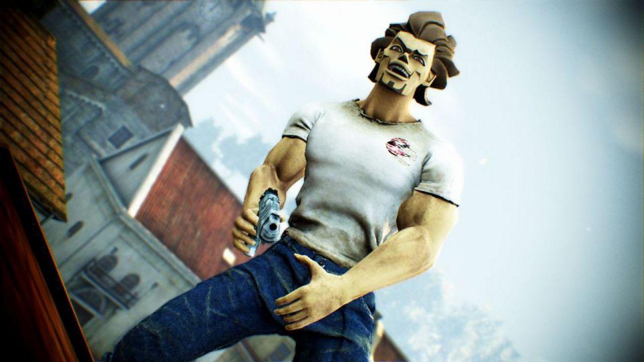 Square Enix cancella Gun Loco