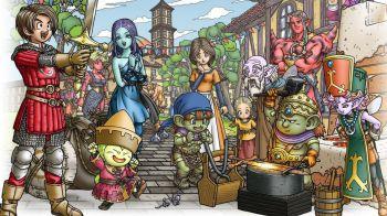 Square-Enix non esclude di pubblicare Dragon Quest X in Occidente
