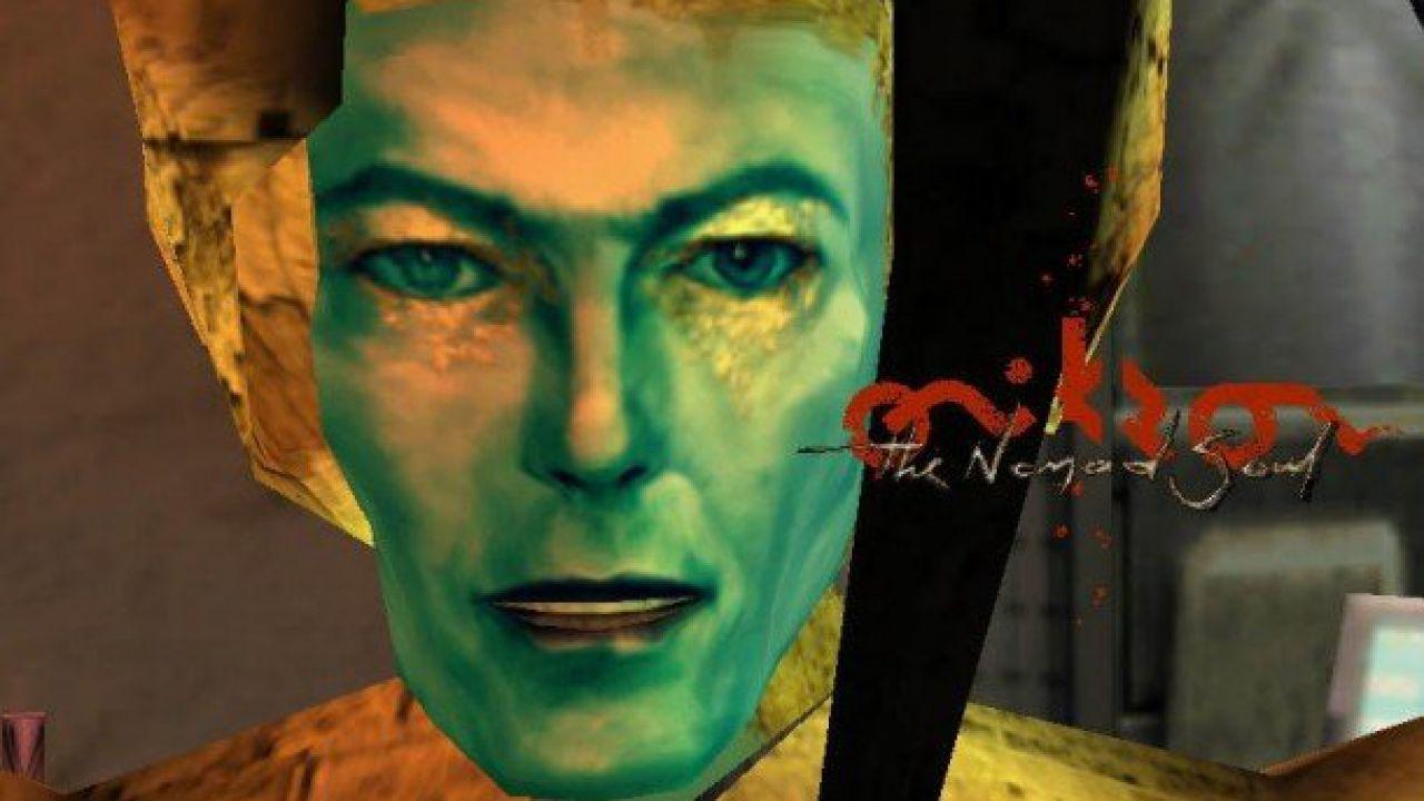 Square-Enix omaggia David Bowie regalando Omikron: The Nomad Soul