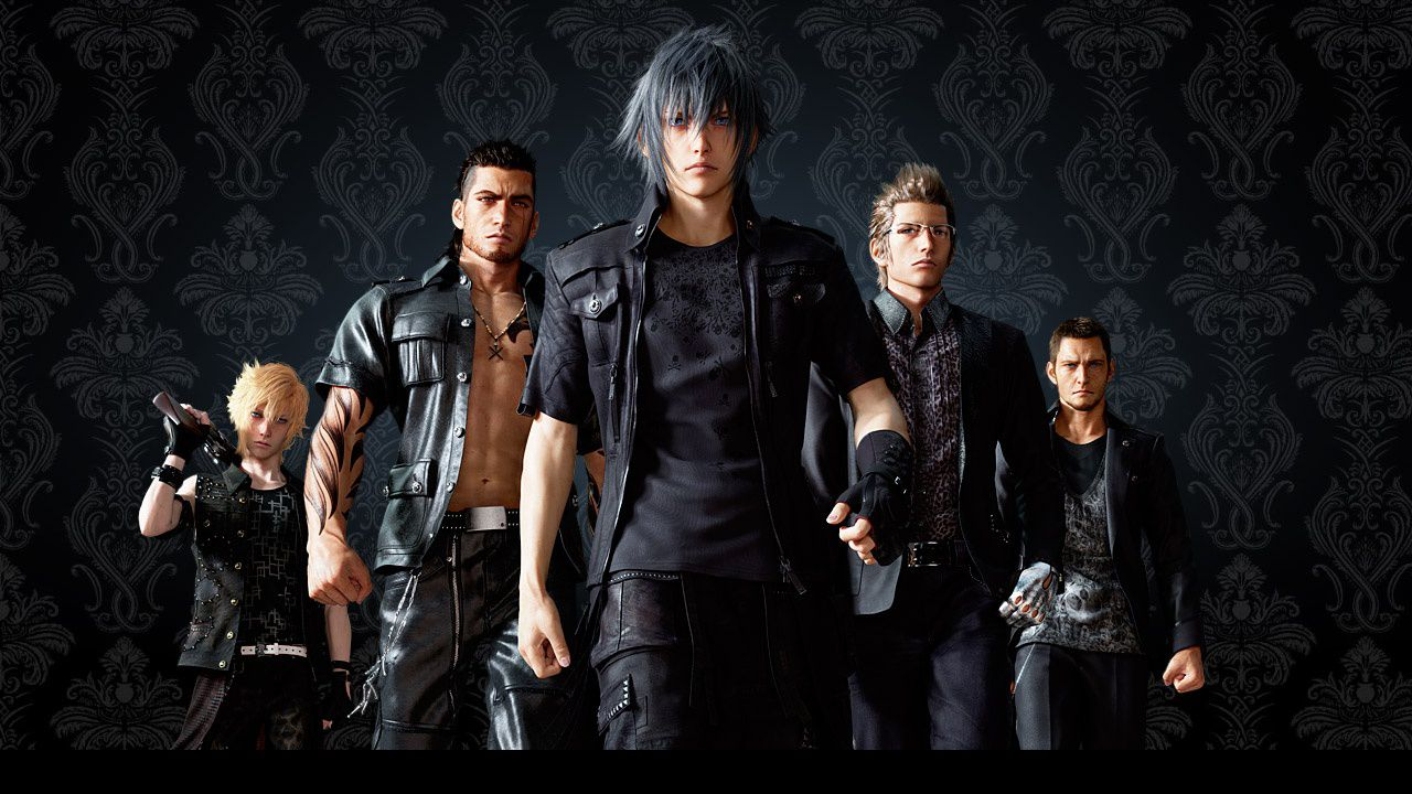 Square-Enix porterà una demo di Final Fantasy 15 alla Gamescom di Colonia