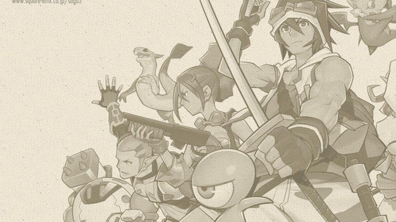 Square Enix preannuncia un nuovo titolo di SaGa