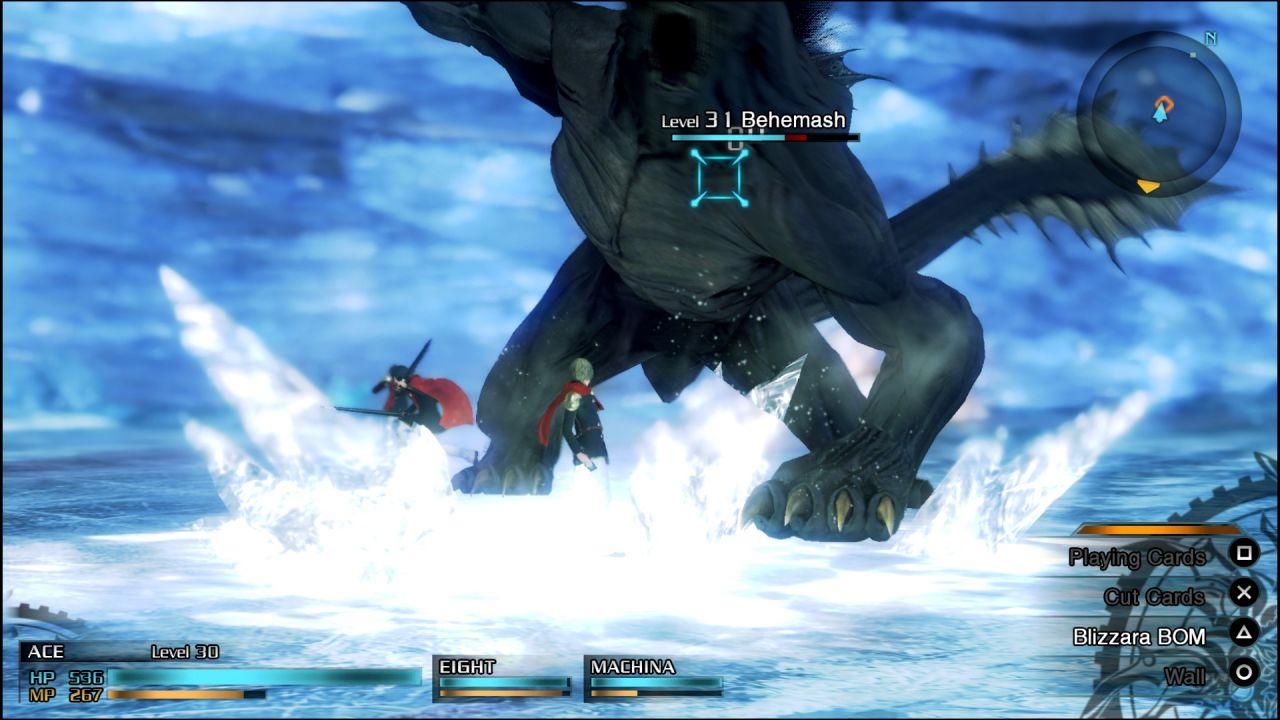 Square Enix presenta altri cinque personaggi di Final Fantasy Type-0 HD