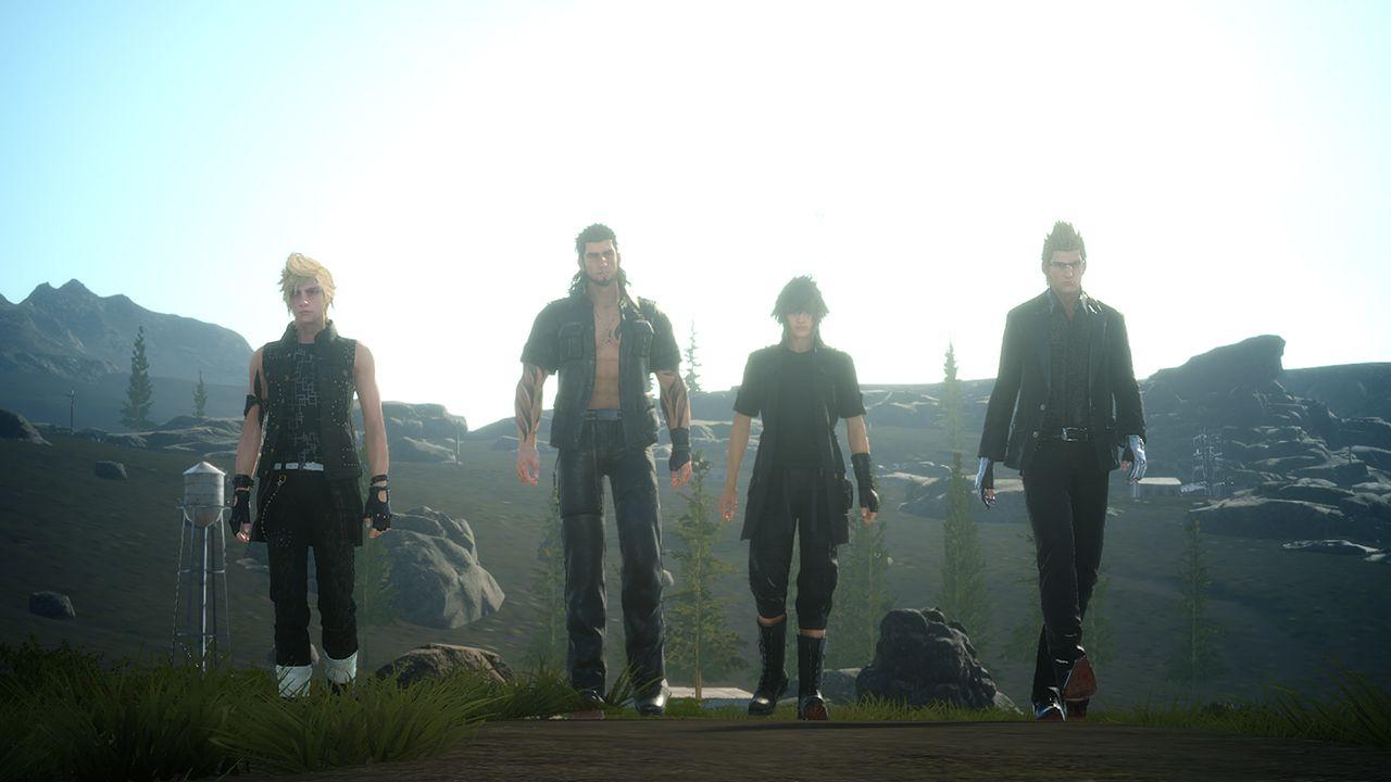 Square Enix pubblica i profili personali dei protagonisti di Final Fantasy XV