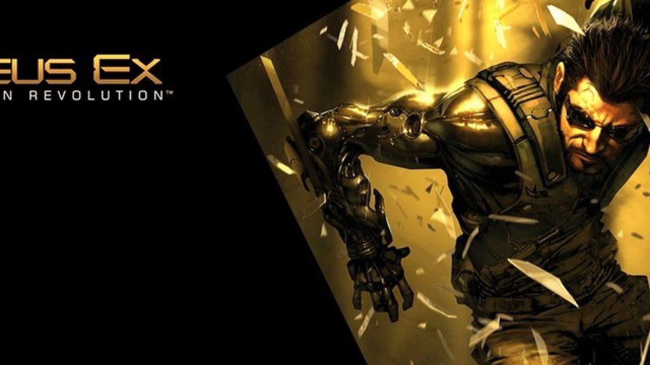 Square Enix registra i domini per 'Deus Ex: The Fall'