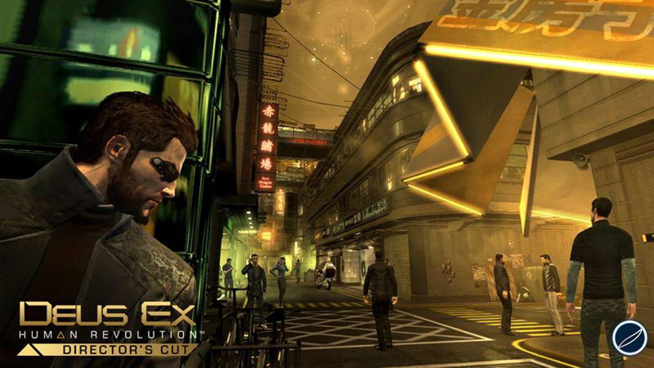Square Enix registra il trademark Deus Ex: Mankind Divided