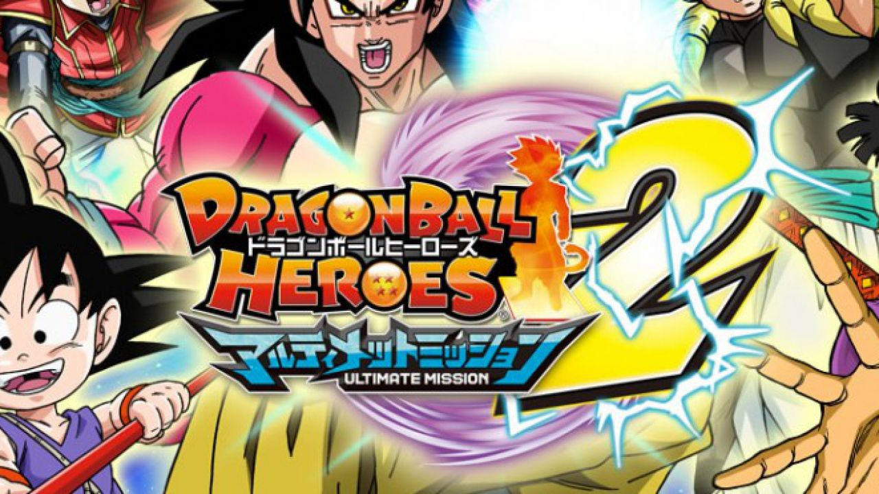 SSGSS Goku e Vegeta debuttano in Dragon Ball Heroes Ultimate Mission 2