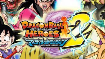 SSGSS Goku e Vegeta debuttano in Dragon Ball Heroes Ultimate Mission 2