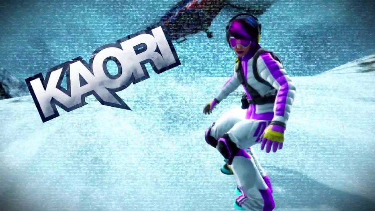 SSX: nuovo trailer gameplay