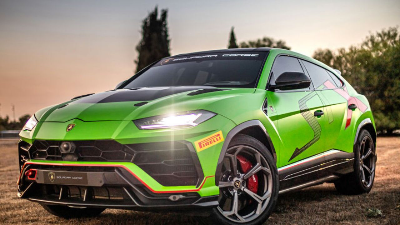 Sta per arrivare anche una Lamborghini Urus ibrida plug-in