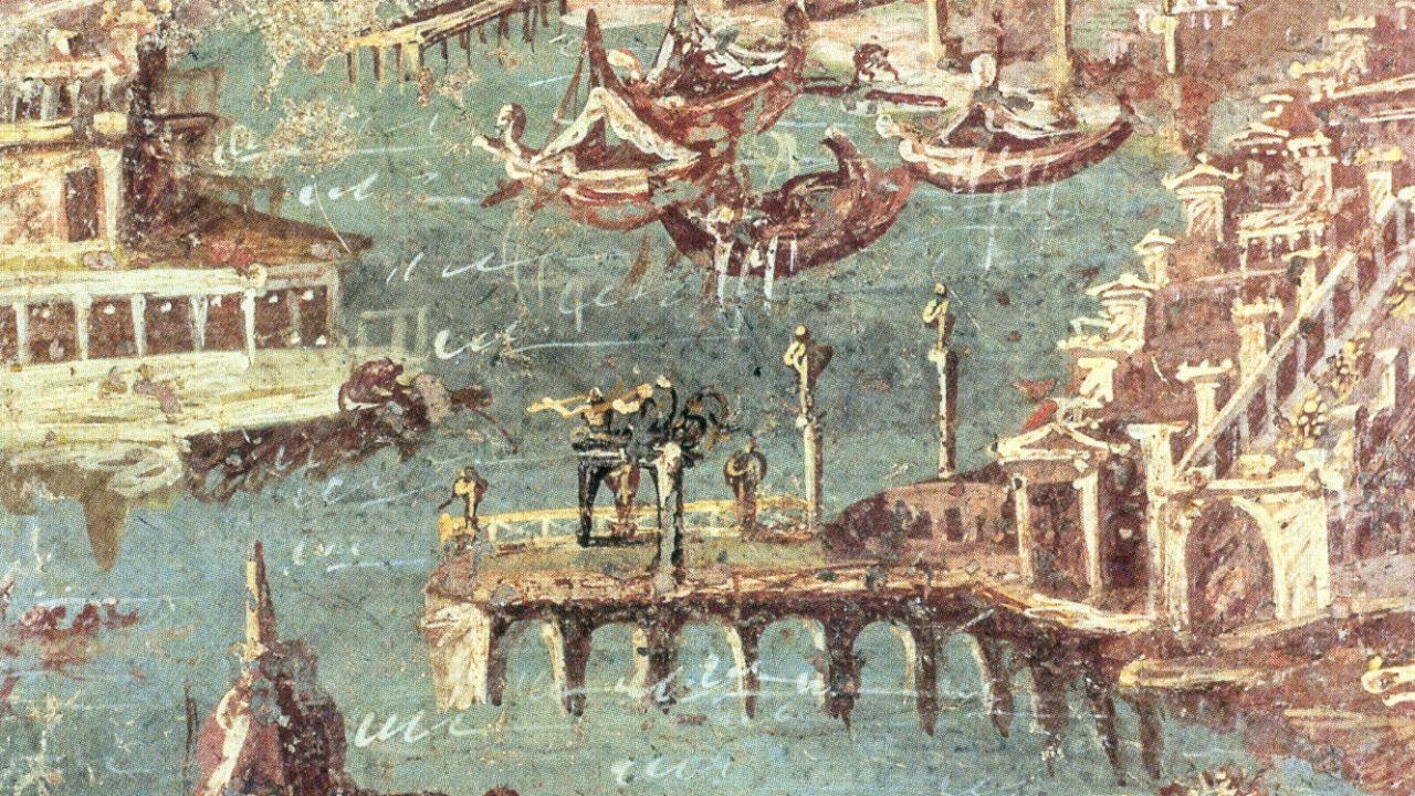 Stabia, l'antica città-resort romana sepolta dalle ceneri del Vesuvio