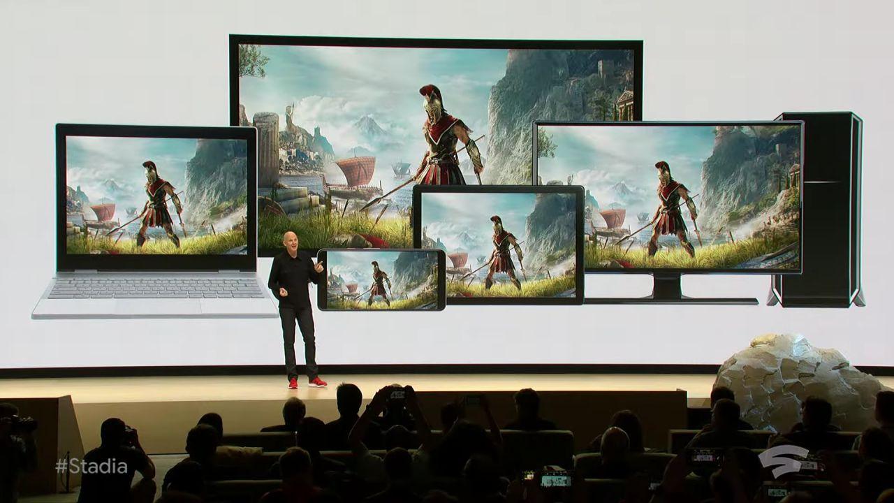 Stadia: Google assume ex sviluppatori di Assassin's Creed per un nuovo studio