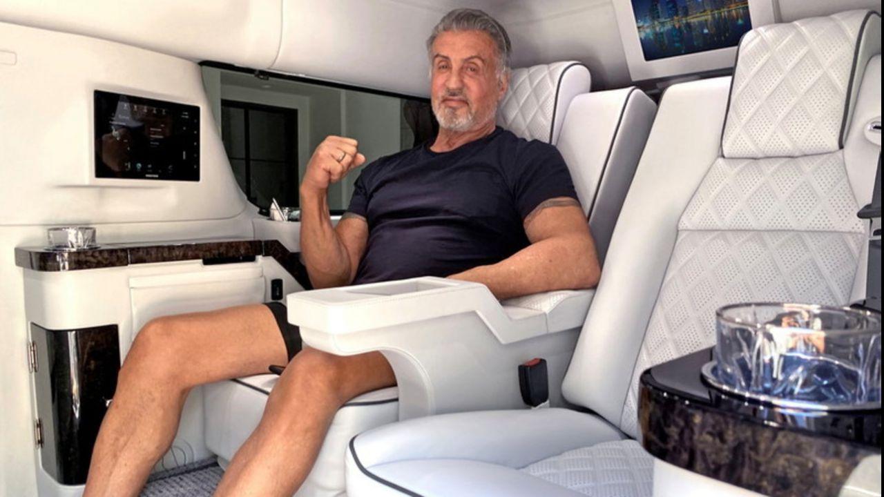 Stallone dice addio al suo amato e lussuoso SUV: venduto a una cifra pazzesca