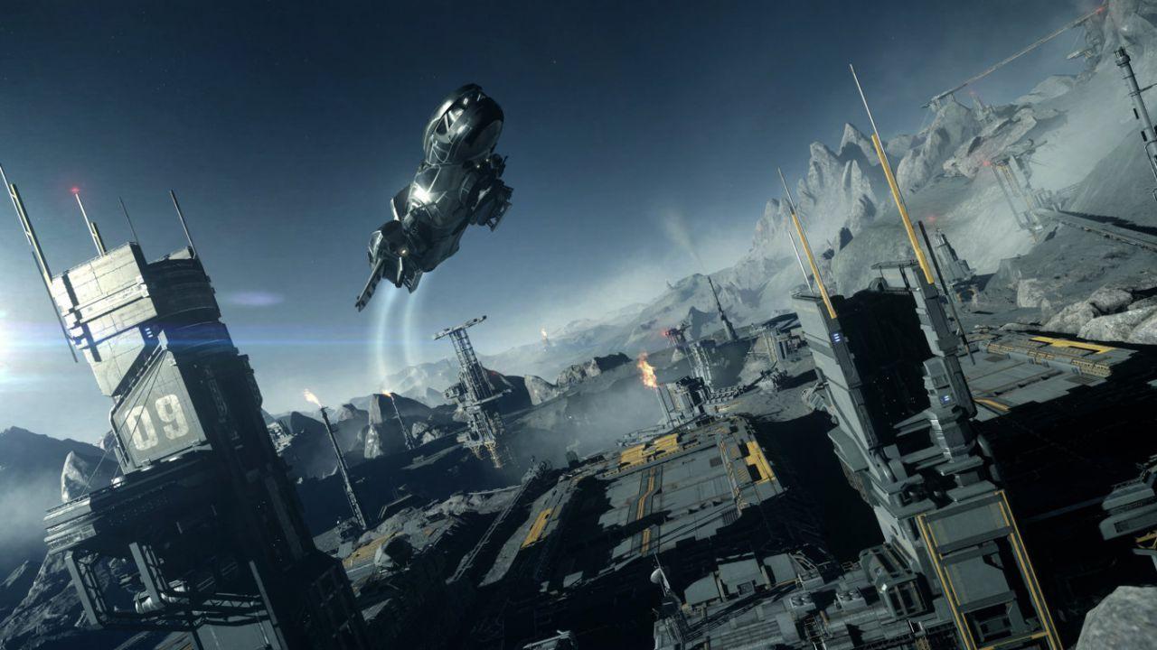 Star Citizen: Crytek ha messo fine alla causa contro Cloud Imperium Games