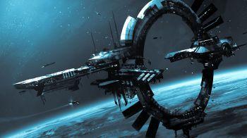 Star Citizen: il trailer della versione Alpha 2.5 mostra una base dei pirati