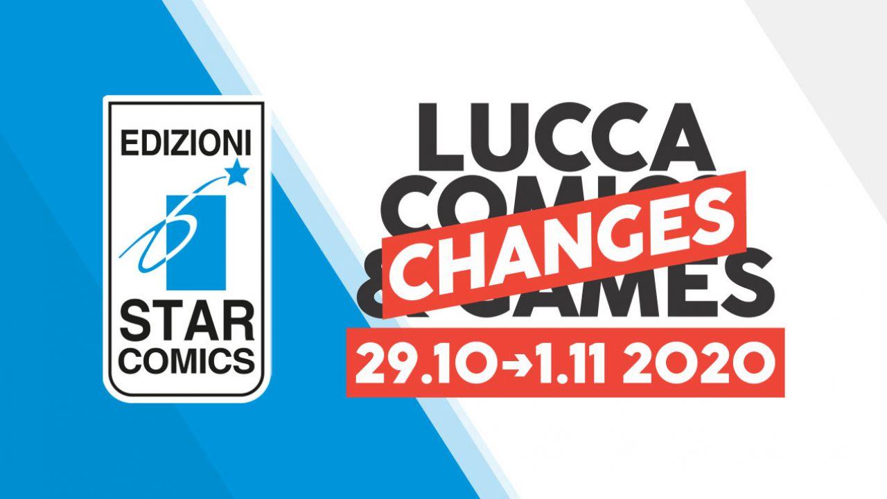 Star Comics, tutti gli annunci di Lucca2020: Shaman King, Dragon Ball Heroes e tanti altri