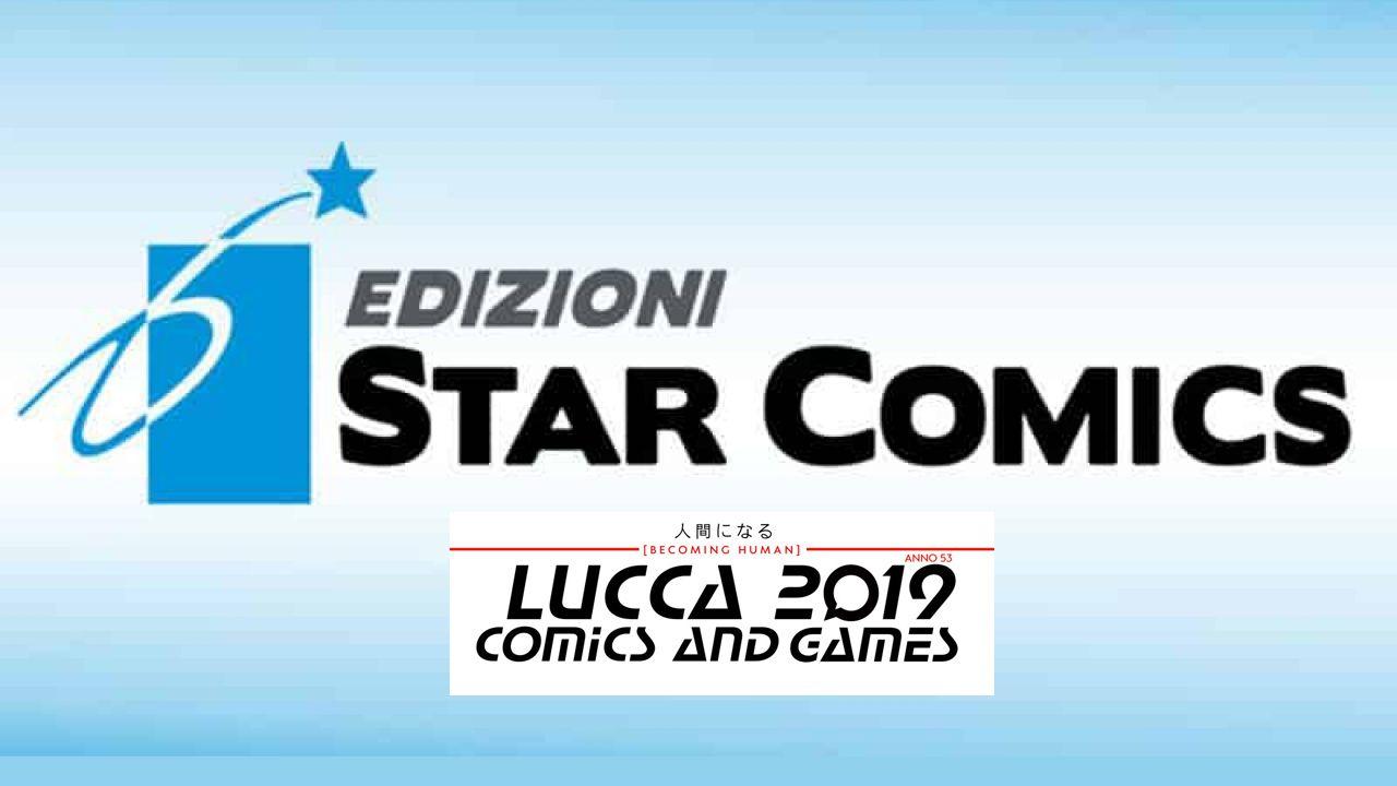 Star Comics: ecco gli annunci manga a Lucca Comics and Games 2019