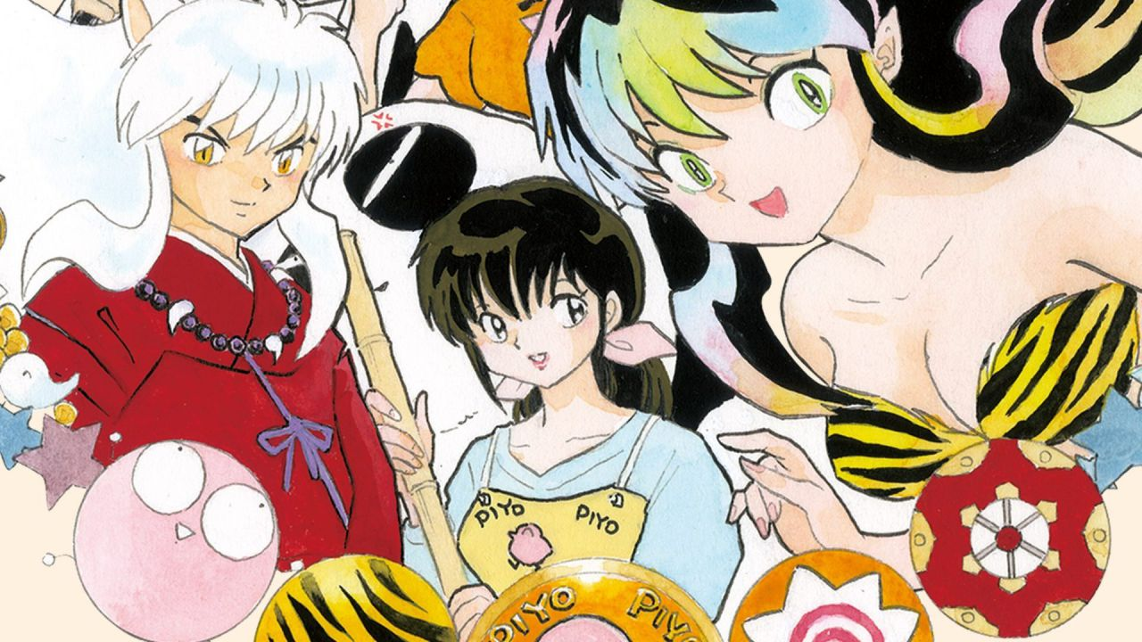 Star Comics: arriva 'A cena con la strega', volume unico con le storie di Rumiko Takahashi