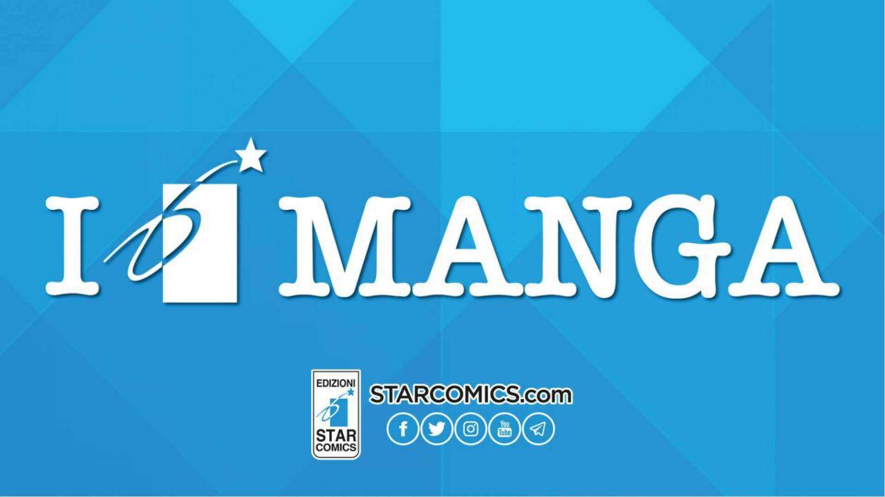 Star Comics a valanga: annunciati i nuovi manga in arrivo nei prossimi mesi