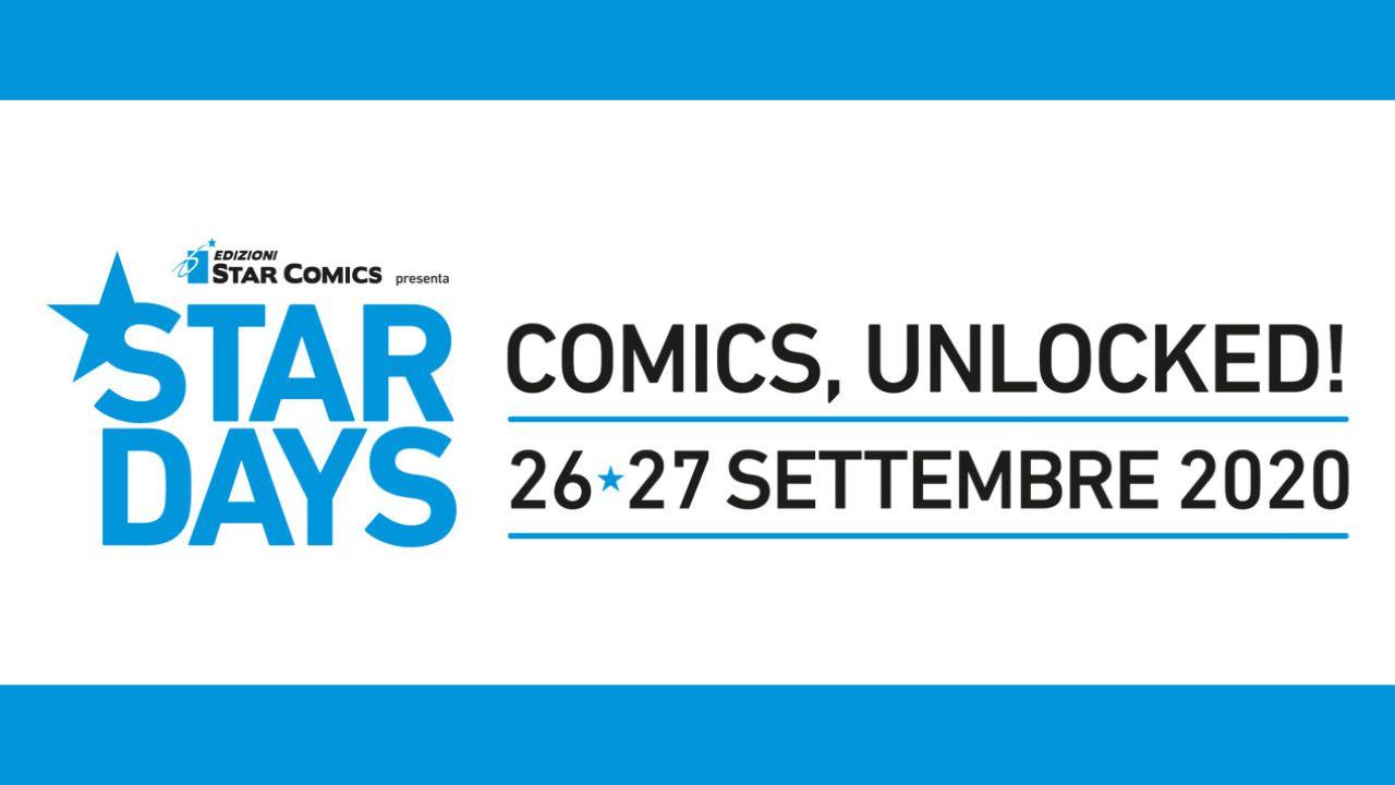 Star Days 2020: il clamoroso annuncio di Licia Troisi ed Edizioni Star Comics