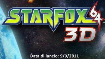Star Fox 64 3D: tutte le caratteristiche in un trailer di 5 minuti